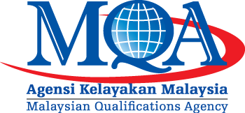 Logo Malaysian Qualification Agency (MQA)